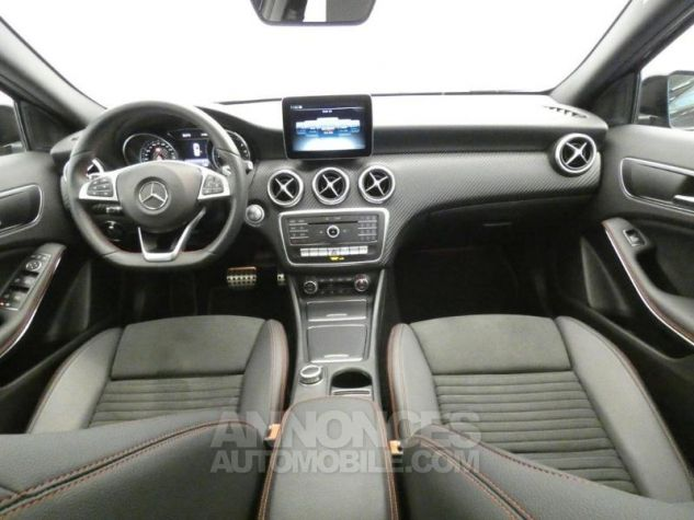 Mercedes Classe A 180 d Fascination 7G-DCT Bleu Cavansite Occasion - 2