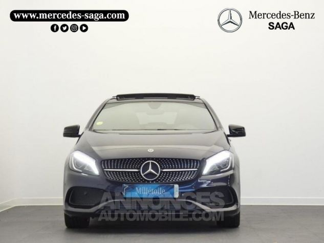 Mercedes Classe A 180 d Fascination 7G-DCT Bleu Cavansite Occasion - 5