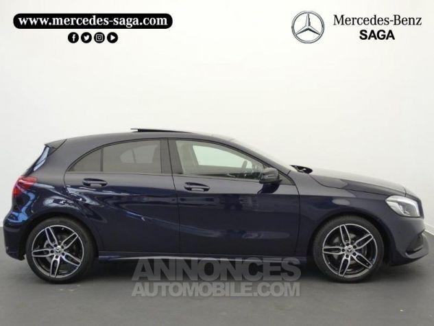 Mercedes Classe A 180 d Fascination 7G-DCT Bleu Cavansite Occasion - 6