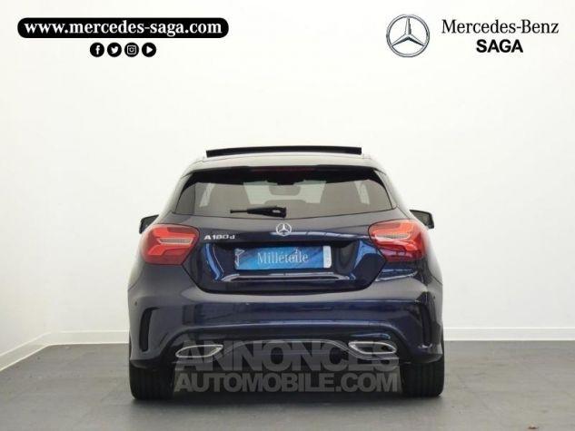 Mercedes Classe A 180 d Fascination 7G-DCT Bleu Cavansite Occasion - 7
