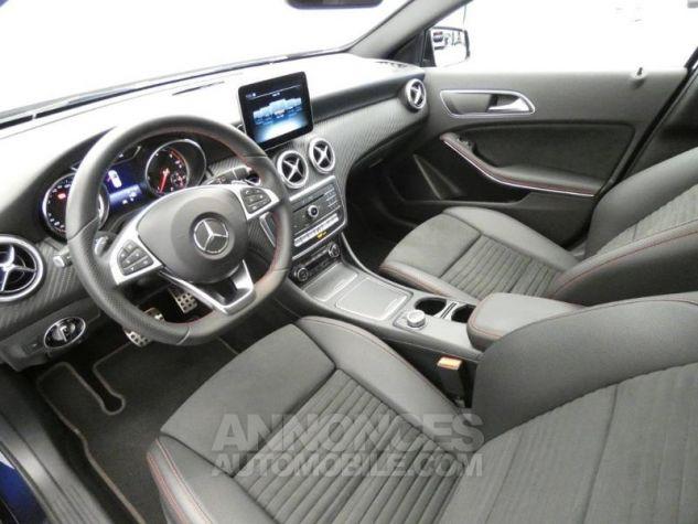 Mercedes Classe A 180 d Fascination 7G-DCT Bleu Cavansite Occasion - 8