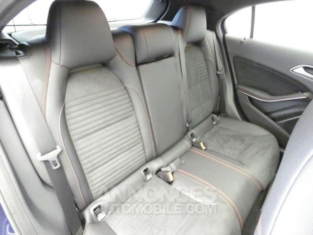 Mercedes Classe A 180 d Fascination 7G-DCT Bleu Cavansite Occasion - 15