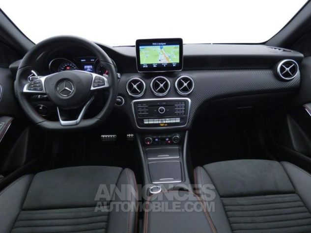 Mercedes Classe A 180 d Fascination 7G-DCT Rouge Jupiter Occasion - 2