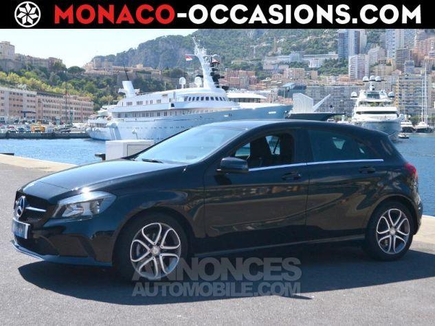 Mercedes Classe A 180 d Inspiration 7G-DCT Noir Occasion - 0
