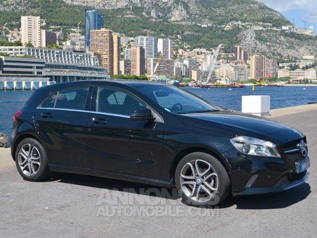 Mercedes Classe A 180 d Inspiration 7G-DCT Noir Occasion - 2