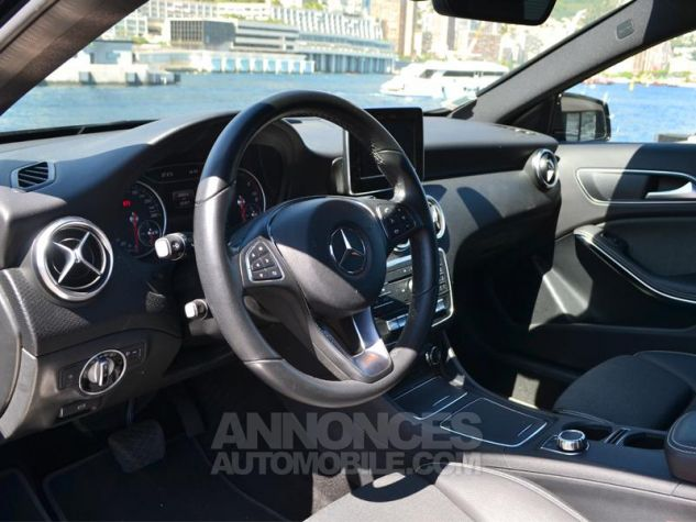 Mercedes Classe A 180 d Inspiration 7G-DCT Noir Occasion - 3