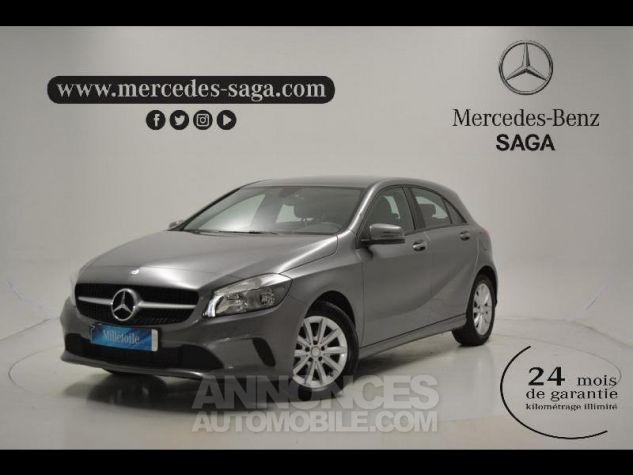Mercedes Classe A 180 d Intuition GRIS Occasion - 0