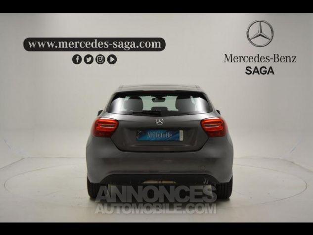 Mercedes Classe A 180 d Intuition GRIS Occasion - 6