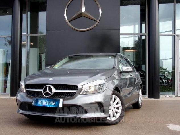 Mercedes Classe A 180 d Intuition Gris Montagne Occasion - 0