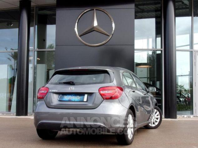 Mercedes Classe A 180 d Intuition Gris Montagne Occasion - 1