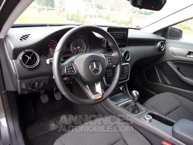 Mercedes Classe A 180 d Intuition Gris Montagne Occasion - 2