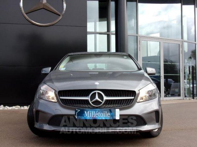 Mercedes Classe A 180 d Intuition Gris Montagne Occasion - 9