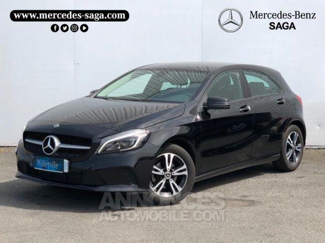 Mercedes Classe A 180 d Intuition 7G-DCT Noir Occasion - 0
