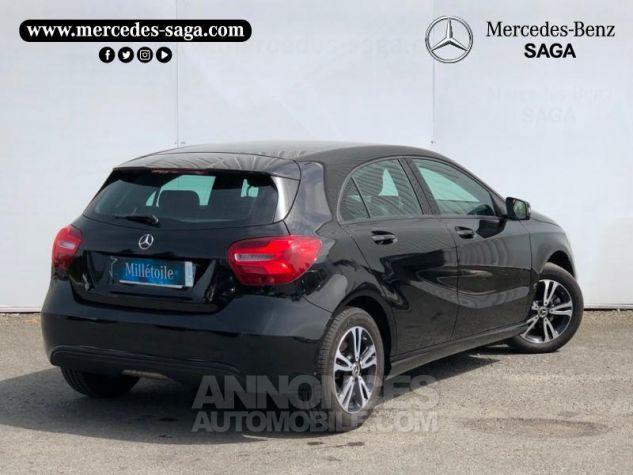 Mercedes Classe A 180 d Intuition 7G-DCT Noir Occasion - 1