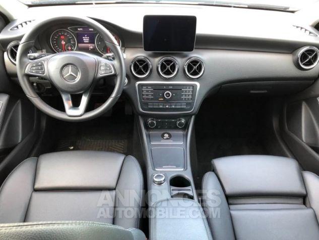 Mercedes Classe A 180 d Intuition 7G-DCT Noir Occasion - 2