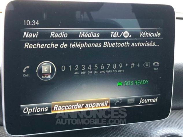 Mercedes Classe A 180 d Intuition 7G-DCT Noir Occasion - 9