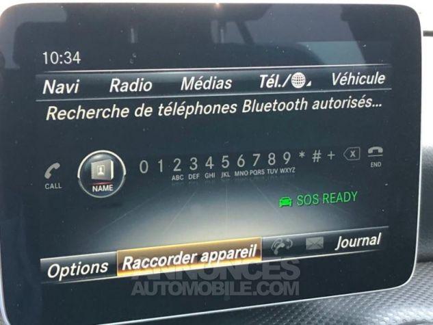 Mercedes Classe A 180 d Intuition 7G-DCT Noir Occasion - 10