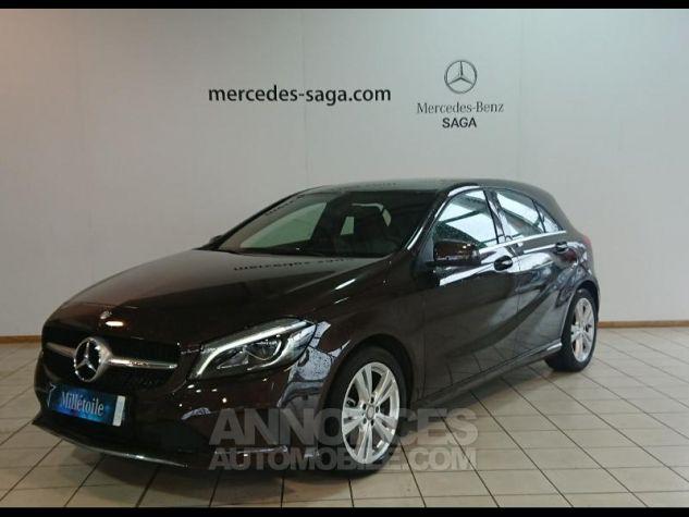 Mercedes Classe A 180 d Sensation MARRON ORIENT Occasion - 0