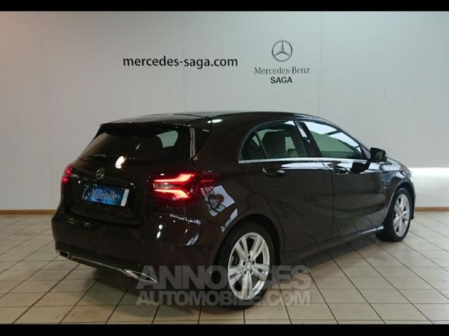Mercedes Classe A 180 d Sensation MARRON ORIENT Occasion - 1