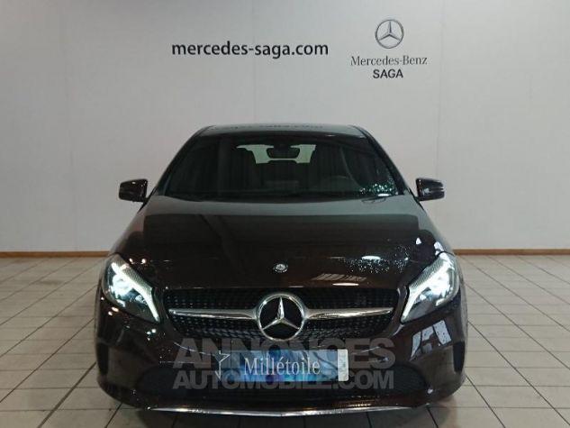 Mercedes Classe A 180 d Sensation MARRON ORIENT Occasion - 2