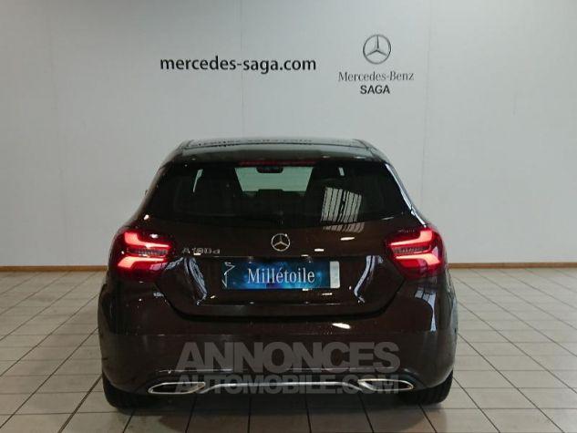Mercedes Classe A 180 d Sensation MARRON ORIENT Occasion - 3