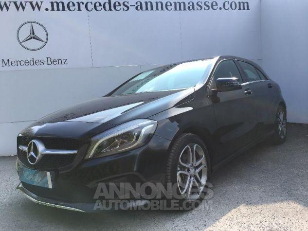 Mercedes Classe A 180 d Sensation 7G-DCT NOIR COSMOS Occasion - 0