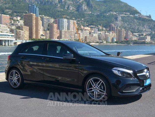 Mercedes Classe A 180 d Sport Edition 7G-DCT Noir Métal Occasion - 2