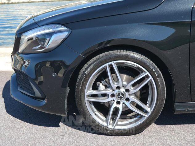 Mercedes Classe A 180 d Sport Edition 7G-DCT Noir Métal Occasion - 6