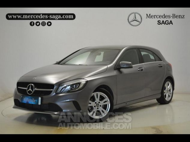 Mercedes Classe A 180 Inspiration 7G-DCT GRIS MONTAGNE Occasion - 2