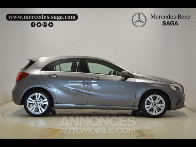 Mercedes Classe A 180 Inspiration 7G-DCT GRIS MONTAGNE Occasion - 5