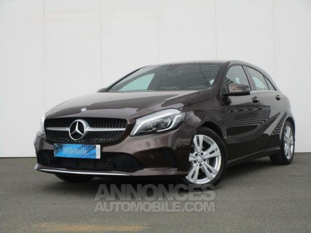 Mercedes Classe A 180 Sensation 7G-DCT BRUN ORIENTAL Occasion - 0