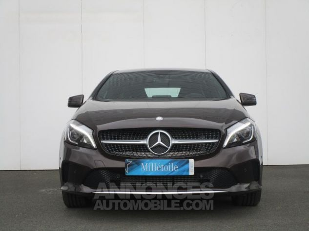 Mercedes Classe A 180 Sensation 7G-DCT BRUN ORIENTAL Occasion - 16