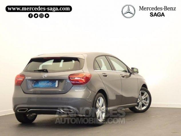 Mercedes Classe A 180 Sensation 7G-DCT GRIS MONTAGNE Occasion - 1