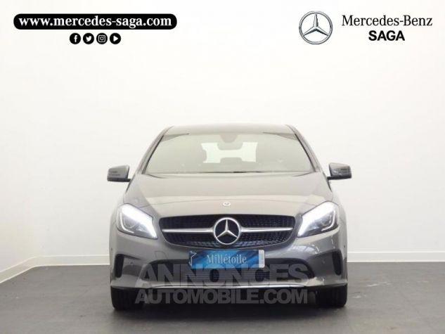 Mercedes Classe A 180 Sensation 7G-DCT GRIS MONTAGNE Occasion - 4
