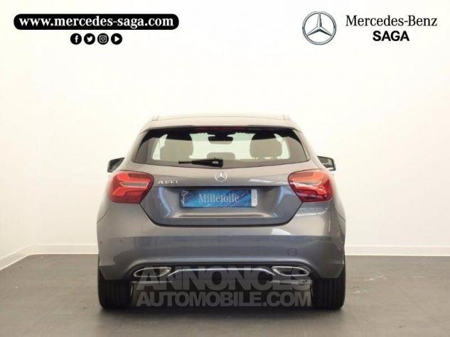 Mercedes Classe A 180 Sensation 7G-DCT GRIS MONTAGNE Occasion - 6