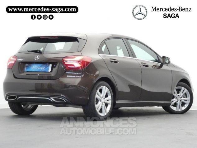 Mercedes Classe A 180 Sensation 7G-DCT Brun Oriental Occasion - 1