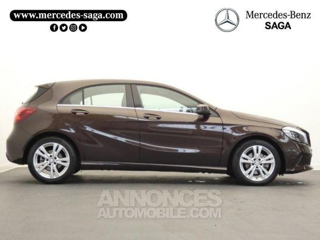 Mercedes Classe A 180 Sensation 7G-DCT Brun Oriental Occasion - 5