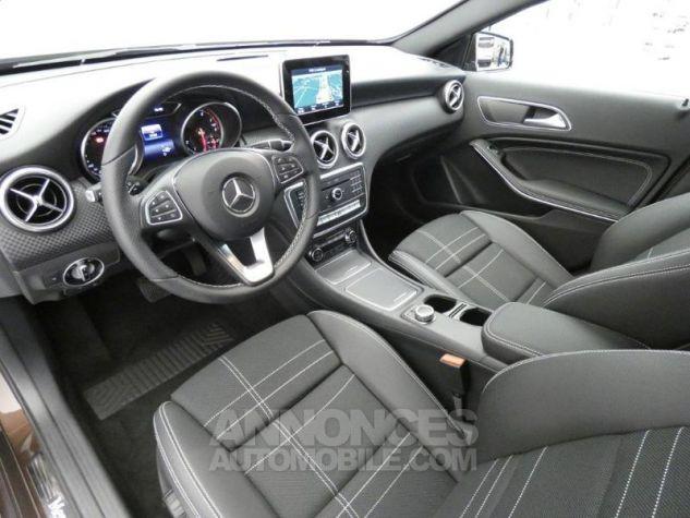 Mercedes Classe A 180 Sensation 7G-DCT Brun Oriental Occasion - 7