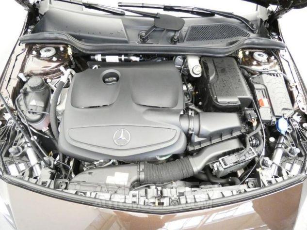 Mercedes Classe A 180 Sensation 7G-DCT Brun Oriental Occasion - 15