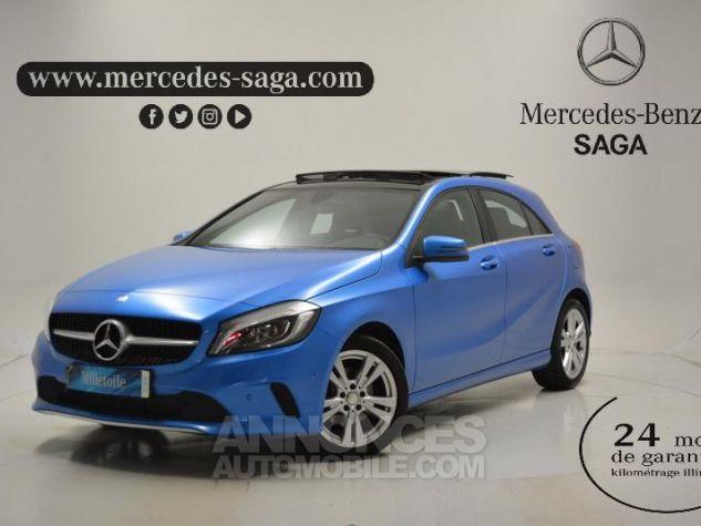 Mercedes Classe A 180 Sensation 7G-DCT BLEU Occasion - 0