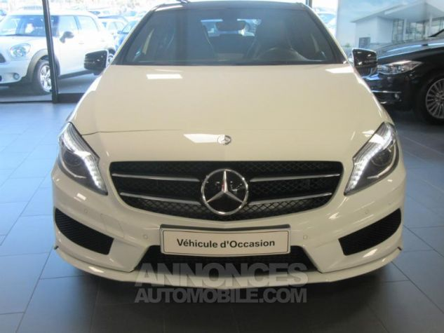 Mercedes Classe A 200 CDI Fascination 7G-DCT BLANC Occasion - 6