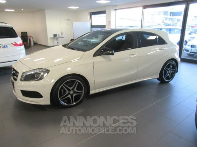 Mercedes Classe A 200 CDI Fascination 7G-DCT BLANC Occasion - 7