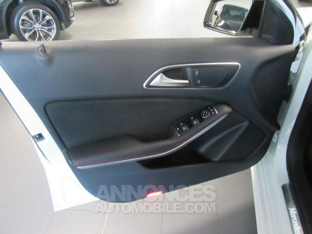 Mercedes Classe A 200 CDI Fascination 7G-DCT BLANC Occasion - 11