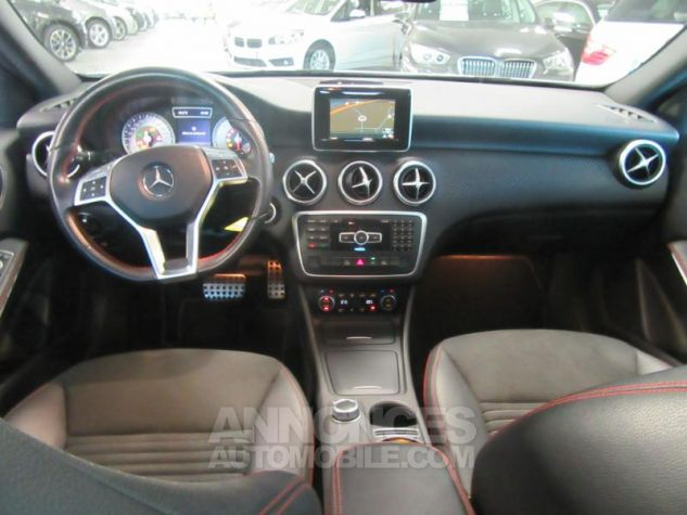 Mercedes Classe A 200 CDI Fascination 7G-DCT BLANC Occasion - 12