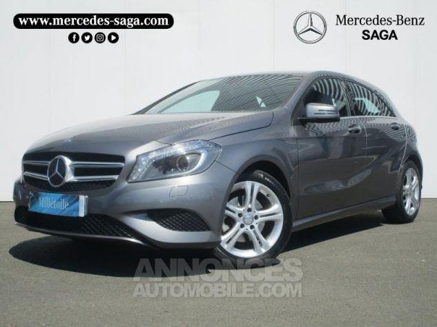 Mercedes Classe A 200 CDI Sensation 7G-DCT GRIS MONTAGNE Occasion - 0