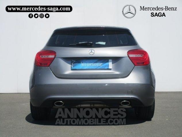 Mercedes Classe A 200 CDI Sensation 7G-DCT GRIS MONTAGNE Occasion - 17