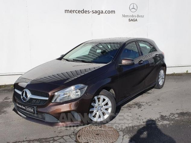 Mercedes Classe A 200 d Business Marron Orient Occasion - 0