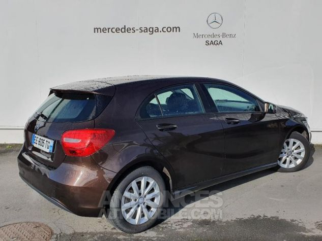 Mercedes Classe A 200 d Business Marron Orient Occasion - 1