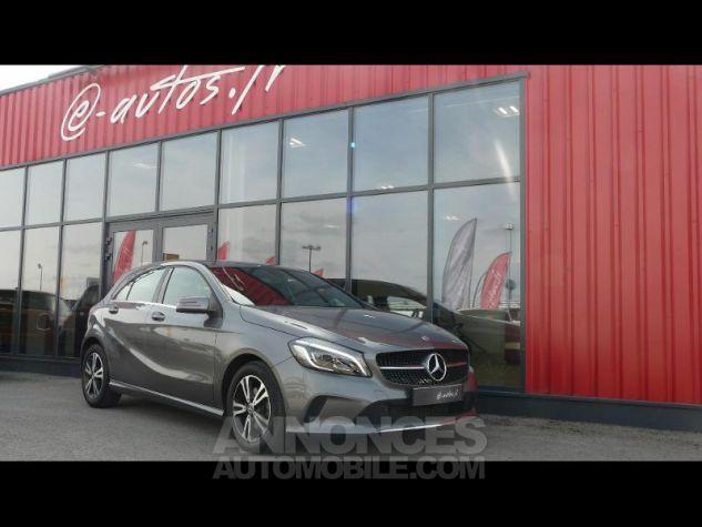 Mercedes Classe A 200 d Business Edition 7G-DCT Gris Fonce Perle Metal Occasion - 0