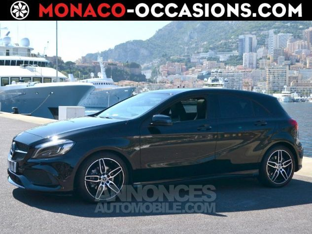 Mercedes Classe A 200 d Fascination 4Matic 7G-DCT Noir Cosmos Occasion - 0